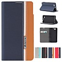 Assorted Color PU Leather Full Body Case with Stand and Card Slot for Sony Xperia Z1 mini (Assorted Colors)