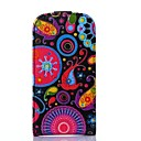 Jellyfish Pattern PU Leather Flip-open Full Body Case for Samsung Galaxy Trend Lite S7390/S7392