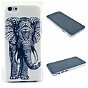 Elephant Tattoo Pattern Hard Case for iPhone 6 Plus