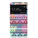 Tribal Pattern One Window Clamshell PU Leather Full Body Case for Sony Xperia Z2