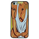 The Sexy Girl Pulling Her Swimwear Pattern PC Hard Back Cover Case for iPhone 5/5S