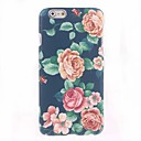 Flower Design Hard Case for iPhone 6