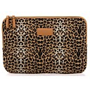 10.1 Canvas Leopard Laptop Cover Sleeves Shakeproof Case for SAMSUNG or iPad