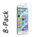 Clear Screen Protector Film for iPhone 6 (8 pcs)