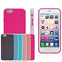 Two-Tone TPU Hard Case for iPhone6 (Assorted Colors)