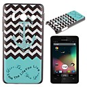 The Waves Of the Sea Anchor Pattern PC Hard Case for Huawei Y300