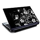 "flower81 patrón portátil adhesivo protector para Laptop de 15.6 """