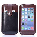 Full Screen Touch PU Case with Card for iPhone 6 Plus (Assorted Colors)