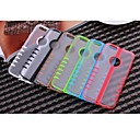 MY COVER Translucent Style PC Hard Cases with Stand for iPhone 6(Assorted Color)