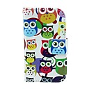 Multi-color Cute Owls Wallet PU Leather Case Cover with Stand and Card Slot for Samsung Galaxy Young 2 G130