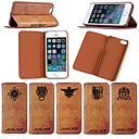 Vintage Pattern PU Leather Special Design Full Body Cases for iPhone6 4.7 inch (Assorted Colors)