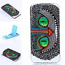 Feather Pattern Silicone Soft Cover for iPhone 6