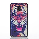 Oil Painting Pattern Plastic Cover for Samsung GALAXY NOTE4