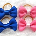 Lovely Bow Holder for Pets Cats Dogs (Assorted Colors)