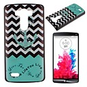 The Waves Of the Sea Anchor Pattern PC Hard Case for LG G3