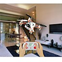 2.4GHz 4 Channel Remote Control Toys 4-axis RC Quadcopter Mini RC Helicopter with LED Light