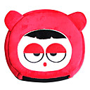 Heated Creative Red Baby Girl Cartoon Pattern USB Warmer Mouse Hand Warmer