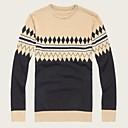 Mens T-shirt Korean Leisure Tide Boutique Sweater