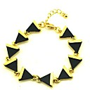 Exquisite Fashion Personality Triangle Mstching Bracelets