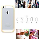Multifunctional Noctilucent Soft Silicon Soft Case for iPhone 5/5S (Assorted Colors)