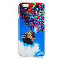 Colorful Balloon Pattern Hard Back Case for iPhone 6