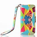 Diamond Pattern Full Body Case with Stand for iPhone 4/4S