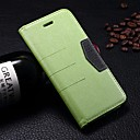 5.5 Inch Magnetic Buckle Mango Flip Leather Hard Cover for  iPhone 6 Plus(Assorted Colors)