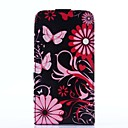 Pink Butterfly Pattern Full Body Case for LG Optimus L7 II P710