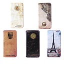 Vintage Pattern PU Leather Fashion Full Body Cases for iPhone6 Plus 5.5 inch (Assorted Colors)