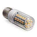E27 5W 36x5050SMD 450LM 3000-3500K Warm White Light LED Corn Bulb (220-240V)