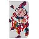 The Dreamer Pattern PU Leather Flip-open Full Body Case with Stand   for Samsung Galaxy  S4 Mini I9190
