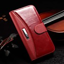 Antique PatternEmbossed Stitching Cell Phone Holster Cover for iPhone 6 Plus(Assorted Colors)