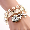 Women Hang Bow Bracelet Watch New Pearl Series  Watches(Assorted Colors) CD-118