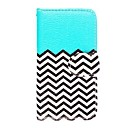 The Wave Pattern Full Body Case with Stand for Samsung Galaxy Note 2 N7100