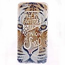 Yellow Tiger Pattern Case for iPhone 6