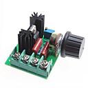 Image of 2000w modulo regolatore di tensione scr / regolazione / regolatore di velocità del motore / termostato
