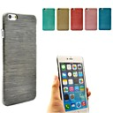 PC Hard Cover Case for iPhone 6 Plus (Assorted Colors)