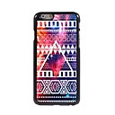 Triangle Pattern Aluminum Hard Case for iPhone 6