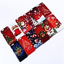 WEICHENG Ultrathin Christmas Theme Protective Case for iPhone 6