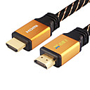 XMW M102 2M 6.56FT HDMI V1.4 Male to Male Connection Cables Support 3D 2K4K