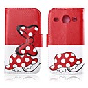 Bowknot Patterns Leather Full Body Case for Samsung Galaxy S3 I9300