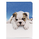 Dog Pattern PU Leather Full Body Case for Samsung Galaxy Tab 3 10.1 P5200
