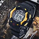 Mens Casual  Electronic Digital Silicone Sport Watch(Assorted colors)