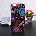 Beauty Flowers Pattern TPU Soft Case for iPhone 6 Plus