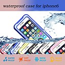 Nude Colour Style Underwater Box Waterproof Dry Pouch Protector Case for iPhone 6 Plus (Assorted Color)
