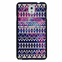 Colorful Folk Style Pattern PC Hard Back Cover Case for Samsung Galaxy Note 3