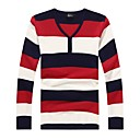 Mens XXL Plus Size Korean Style Casual  Knit Sweater