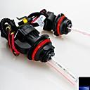 55W 12V  9004 30000K Xenon Hi/Lo Beam HID Replacement Bulbs For Headlight