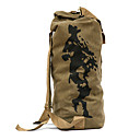 Free Soldier FS-tb Canvas Backpack Barrel Bag for Traveling