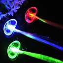 LED Color Change Luminous Hair Braid for Party Halloween Props
